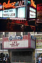 Los Angeles: Film locations for Michael Jackson Thriller video.