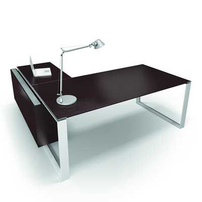 Modern Contemporary Office Desks and Furniture - Executive Office, Glass, Italian Desks
