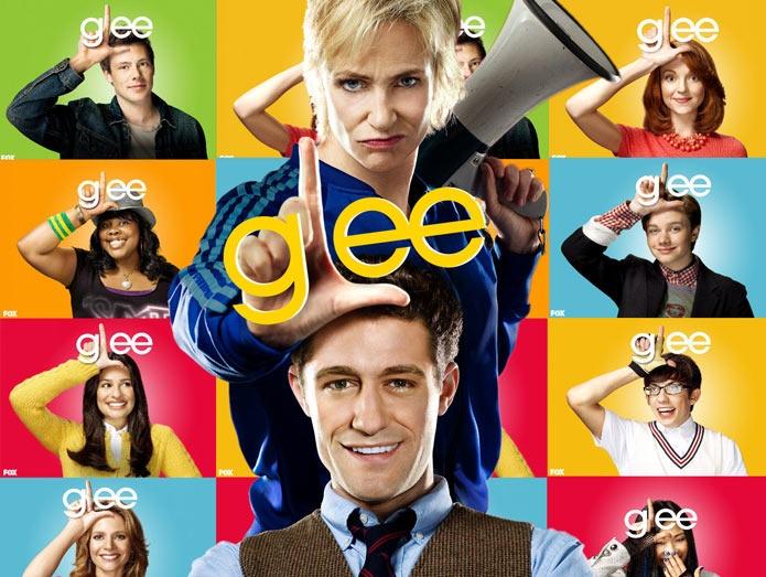Glee #1 Poster