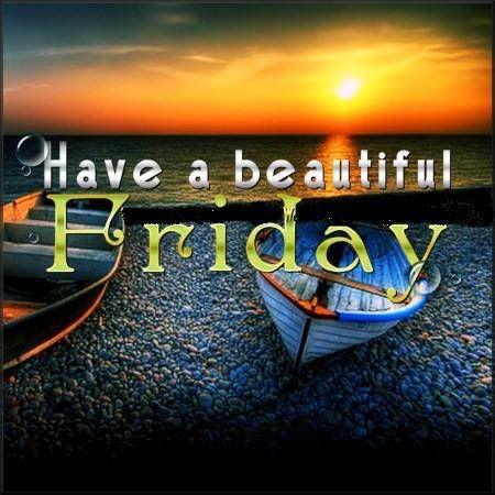 Wishing you a truly beautiful #Friday!
