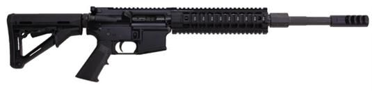 "Alexander Arms .50 Beowulf AWS 16"" Muzzle Brake, MagPul CTR Stock, 7rd"