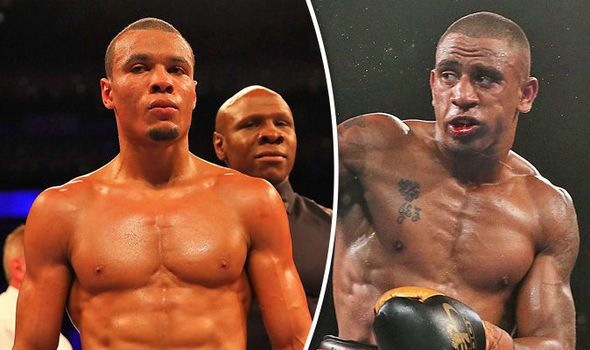 Chris Eubank Jr to fight Renold Quinlan on first ever ITV Box Office event