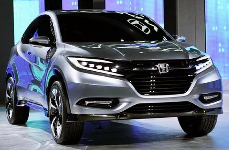 2019 Honda Hrv Model Concept Honda hrv, Honda pilot