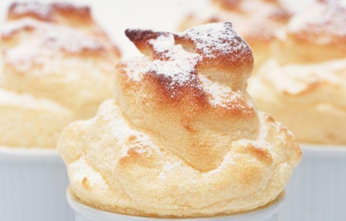Hot Lemon Curd Souffles | Recipes | Delia Online