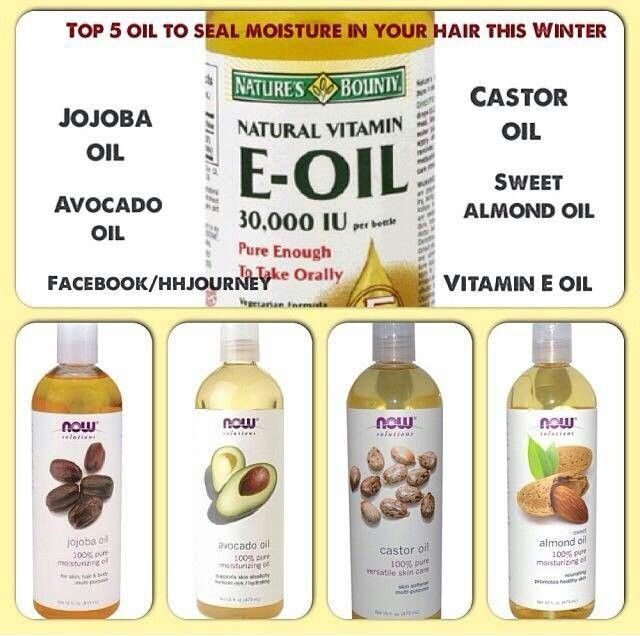 Now Foods products are awesome! Essential oils for natural hair