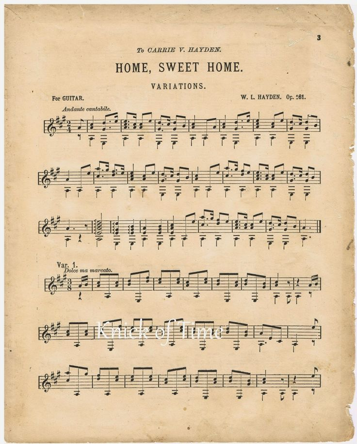 185 Best Images About Sheet Music On Pinterest: 128 Best Images About Vintage Printable Sheet Music On
