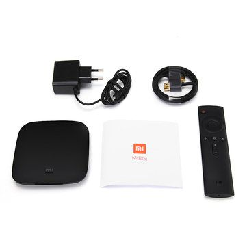 Xiaomi Mi Box Amlogic S905X 2GB RAM 8GB ROM TV Box - International Version Sale - Banggood.com