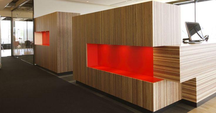 Wooden Veneered panel PANEL ONE-SIDED by Plexwood