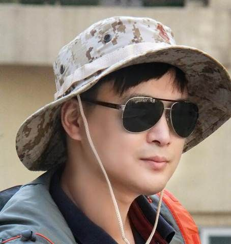Camo bucket hat for men wide brim sun hats