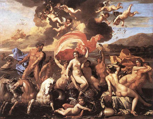 Ο θρίαμβος του Ποσειδώνα (1634)