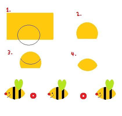 Cuteobento Honeybees Bento How To Make A Bee