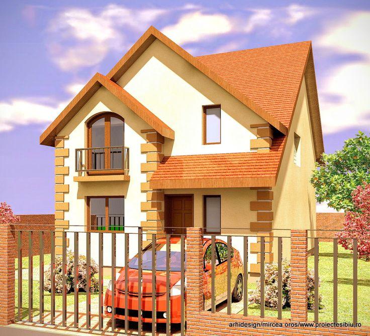 Modele case mici