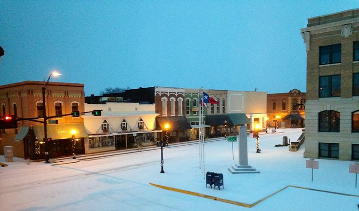 Historic Downtown Gainesville Texas Places Amp Spaces I
