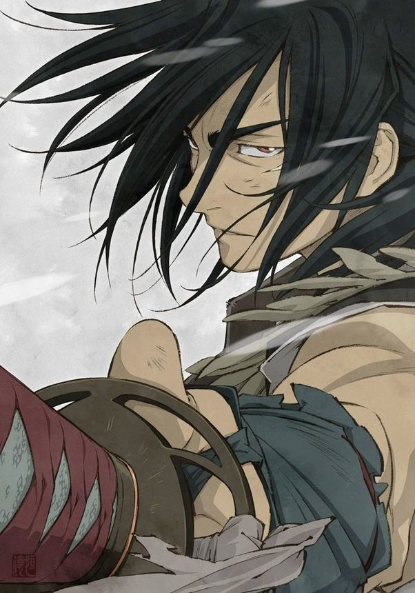 Who Are The Most Handsome Anime Male Characters Quora Sword Of The Stranger Samurai Anime Handsome Anime