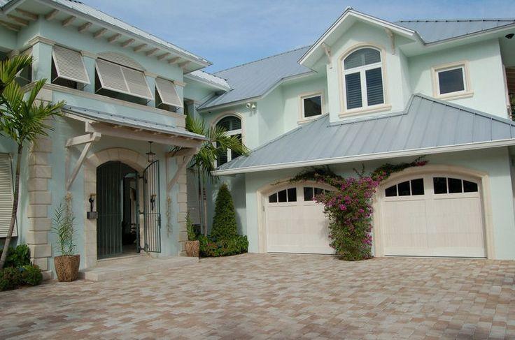Bermuda Shutters Bm Custom Blue White Washed Cypress Coastal Bliss Coachbarn Bluehouse