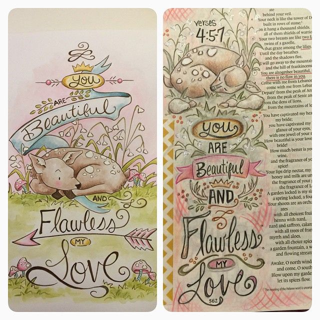 Song of Solomon 4:5-7