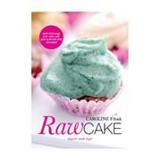 Raw Cake Bogen af Caroline Fibæk - 160 sider