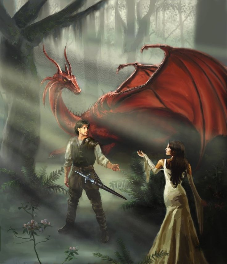 Richard and Kahlan - Sword of Truth Series...I love this series!