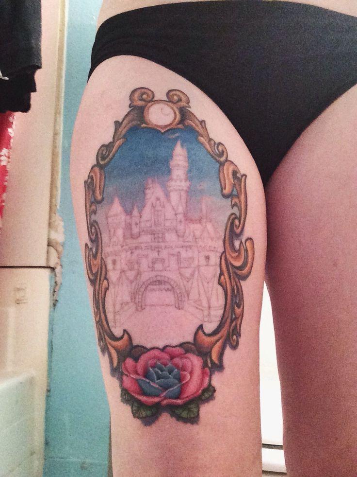 268 best disney tattoo o o images on pinterest for Disney world tattoos