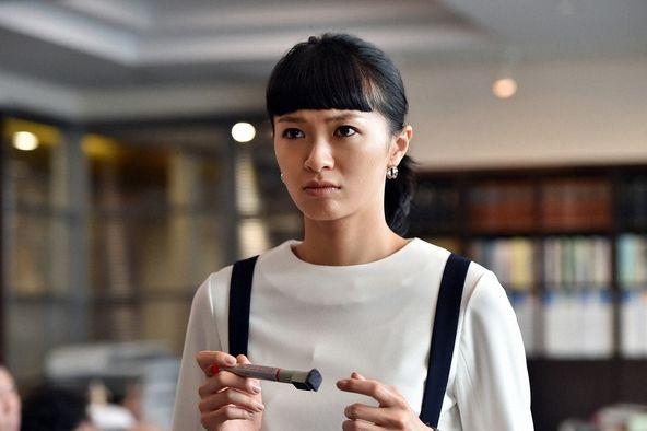 『99.9 -刑事専門弁護士-』第5話、優等生弁護士・立花彩乃(榮倉奈々) (c)TBS
