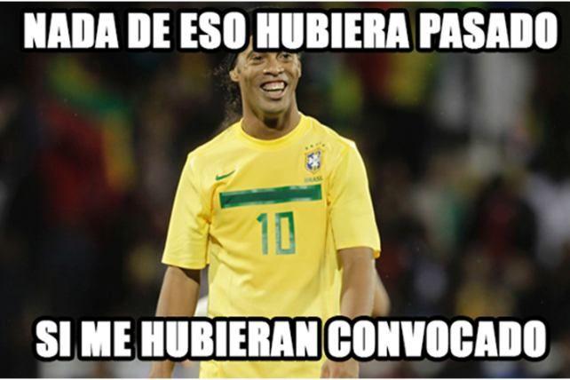 Los memes del Brasil vs. Alemania - Univision Futbol