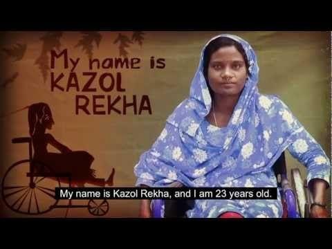 Kazol Rekha - a remarkable story from Bangladesh