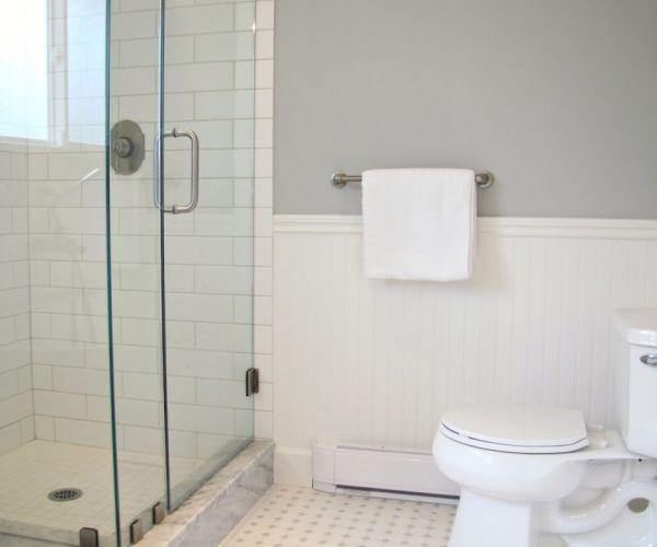 Porcelain Bath Tile 30 Great Ideas For Marble Bathroom Floor Tiles ...