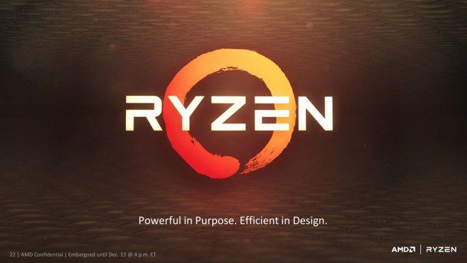 AMD Ryzen: al CES un sample Octa-Core con Boost a 3,9 GHz http://www.sapereweb.it/amd-ryzen-al-ces-un-sample-octa-core-con-boost-a-39-ghz/          Ancora AMD sotto i riflettori, questa volta con le CPU Ryzen ed un sample esposto al CES, o meglio, catturato dallo staff di hardwareluxx.de su una delle macchine presenti (e ben celate) alla fiera. Come saprete, AMD ha mostrato una demo di Star Wars Battlefront a 4K@60fps con un...