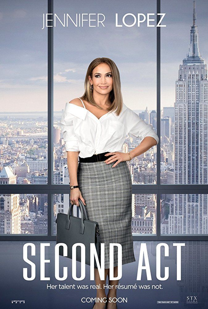 Preview In Second Act Starring Jennifer Lopez Dreams Can