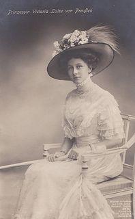 Prinzessin Viktoria Luise von Preußen - Princess Victoria Luise of Prussia | Flickr - Photo Sharing!
