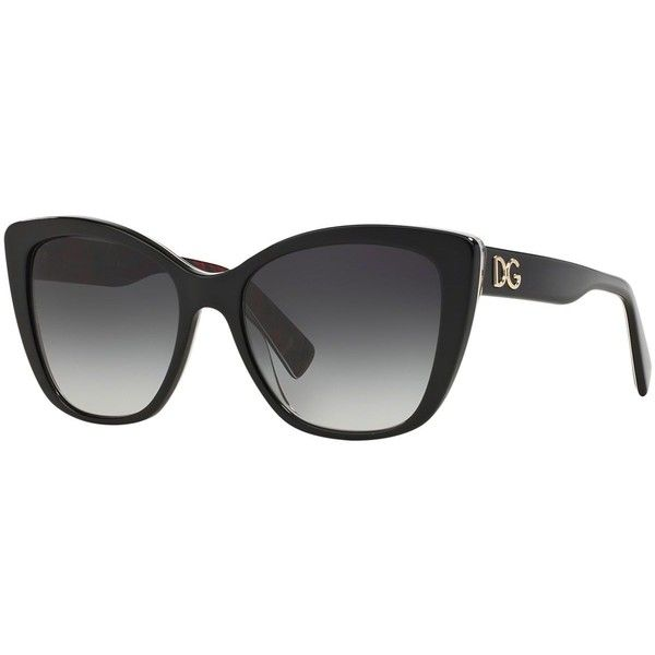 Dolce & Gabbana Sunglasses Dolce and Gabbana DG4216P ($275) ❤ liked on Polyvore