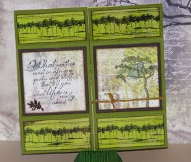 a blog about rubber stamping, mixed media, cards, crafts and more