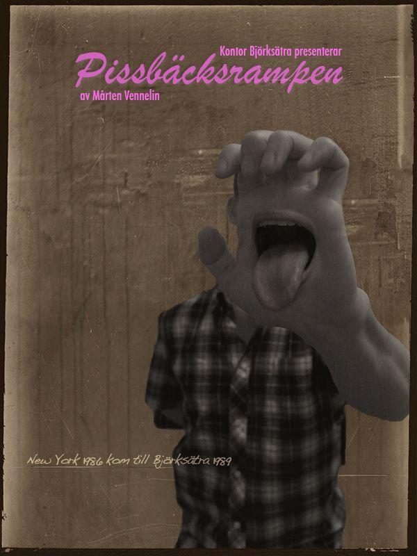 Pissbäcksrampen en novell om den våldsamma brytpunkten när ungdomen tar slut och du tvingas växa upp - Kontor Björksätra