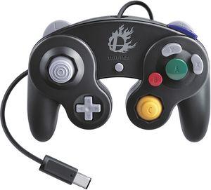Original Black Super Smash Bros. Controller - GameCube / Wii
