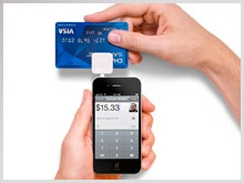 Carrying cash is passe. Square, on the other hand, is plastic fantastiqué. The (free) sleek little device plugs into your iPhone, iPad, iPod Touch, or Android, to accept payments via credit card.