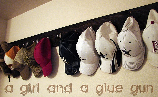 I Need To Make This For My Husbands Bazillion Golf Hats