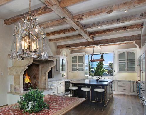 Hollywood Expensive Mansion Farmhouse House Villa California Real