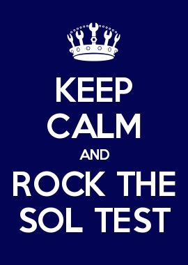 KEEP CALM AND ROCK THE...
