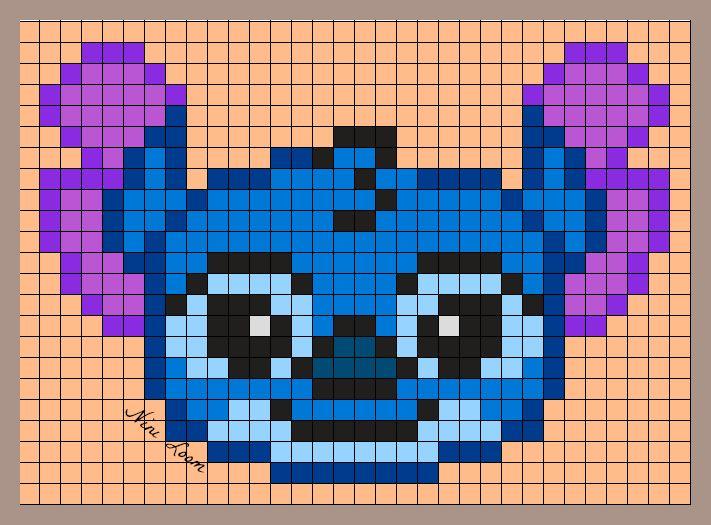 Les 25 meilleures id es de la cat gorie pixel art personnage sur pinterest croquis de - Table a repasser qui repasse toute seule ...