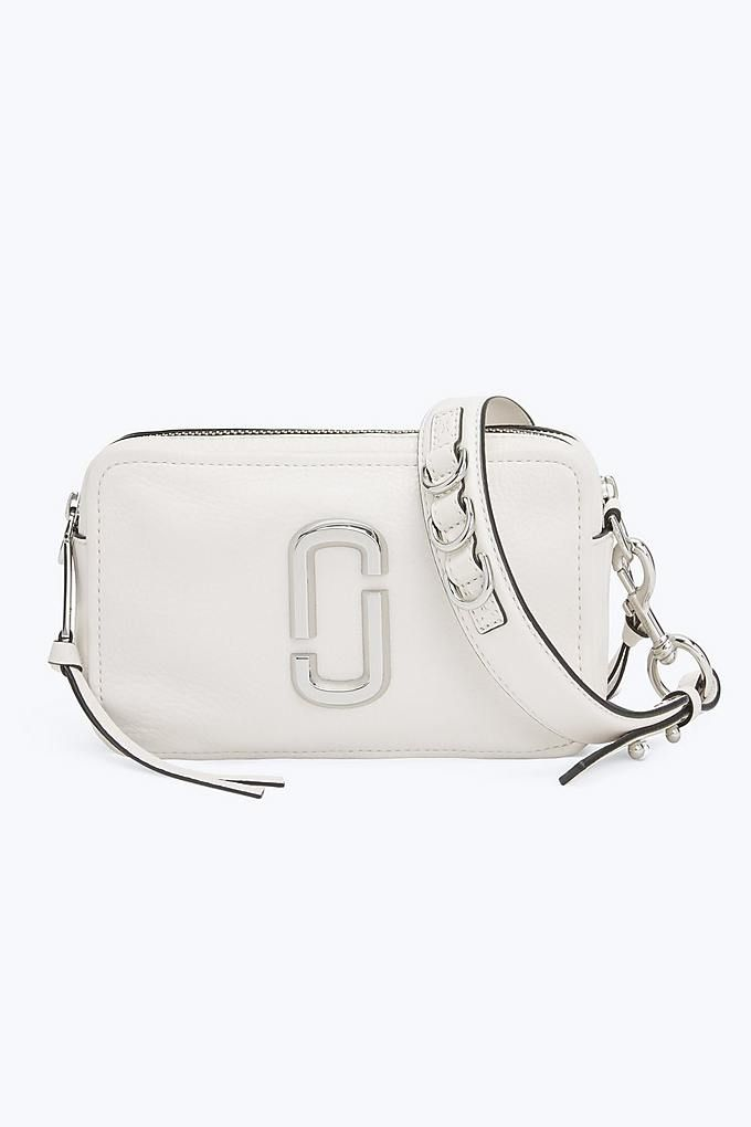 e9a1e7f6344a Bags New Arrivals. Marc Jacobs The Softshot 21 in Porcelain