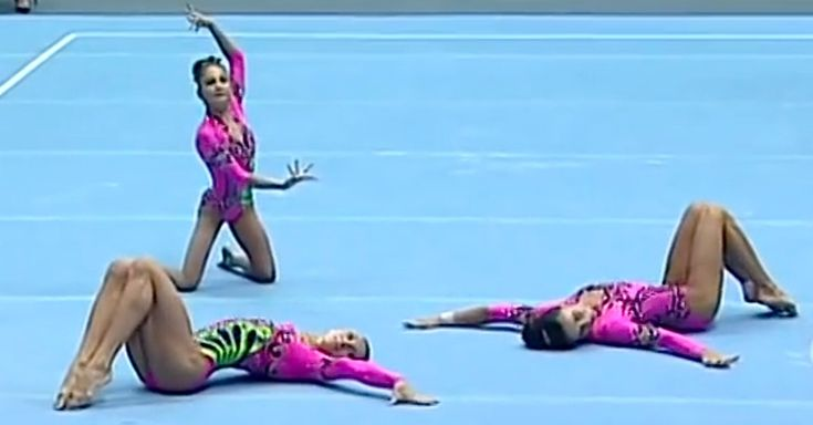 Sit back and get ready to watch one of the most jaw-dropping dance routines of all time. During the 2010 Acrobatic Gymnastics World Championships in Poland, this trio of dancers from Russia showcased an extreme talent that comes with years of practice — and it's nothing short of amazing. In the video, the petite gymnasts... View Article