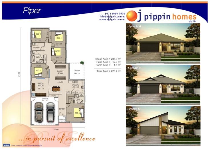 #Brisbane builder floor plan