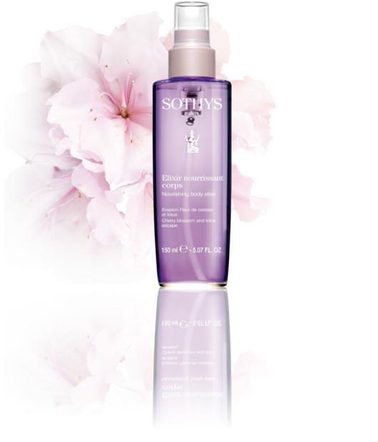 Elixir fleur de cerisier & lotus, le must have de chez #sothys