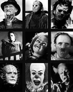 Scary Movie Season #theluckycowgirlfall