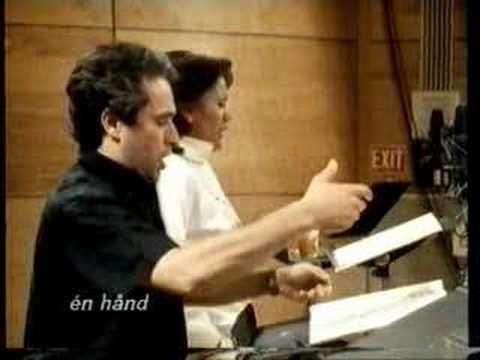 Leonard Bernstein: West Side Story, studio-takes. (6) - YouTube