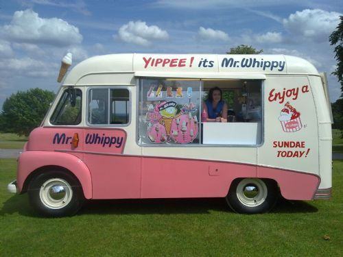 Mr Whippy Ice Cream Vans - Ice Cream Van Hire Company in Leeds (UK)