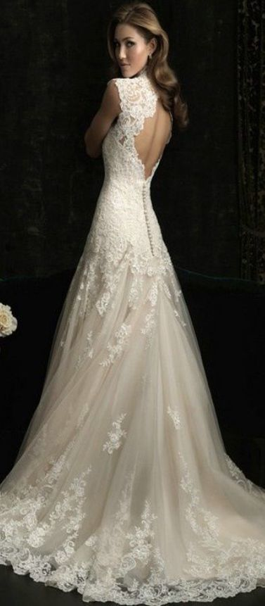 wedding dress wedding dresses ,Seriously so pretty. I want it right now!