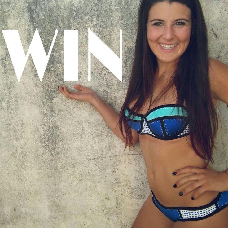 Neoprene bikini www.lushwear.co.za