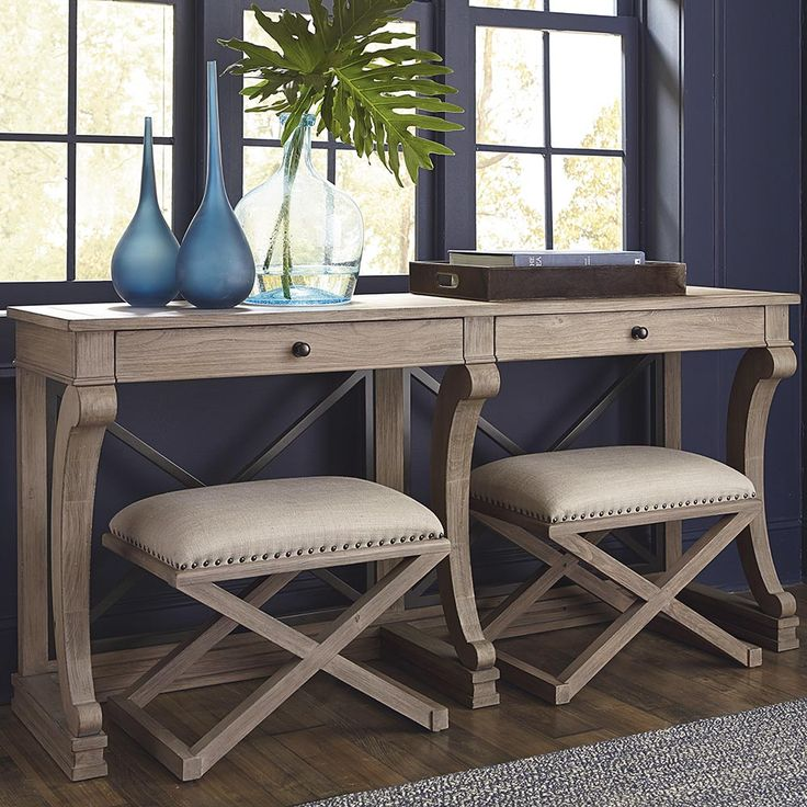 artisanal console table - Dining Room Consoles