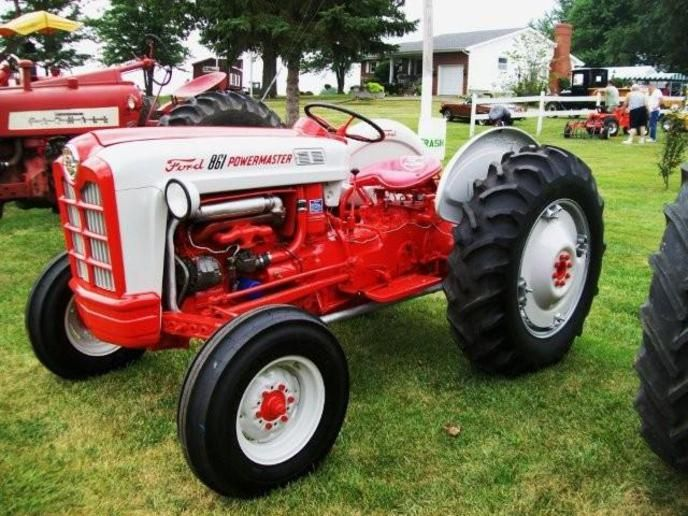 Ford 600 Tractor Serial Number : Identifying old ford tractors autos post